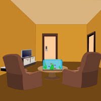Game Instruction Apartment Living Room Escape