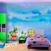 Free online flash games - Aqua Fantasy House Escape game - WowEscape