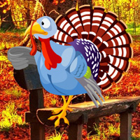 Free online flash games - Autumn Forest Turkey Escape game - WowEscape