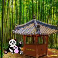 Free online flash games - Bamboo Forest Escape game - Games2Rule
