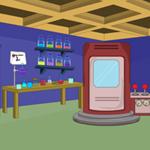 Free online flash games - Basement Lab Escape game - WowEscape