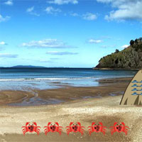 Free online flash games - Beach Resort Escape game - WowEscape