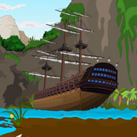 Free online flash games - Big Den Escape-Episode 1 game - Games2Rule