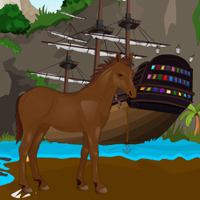 Free online flash games - Big Den Escape Final game - Games2Rule