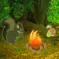 Free online flash games - Bosky Forest Escape game - WowEscape