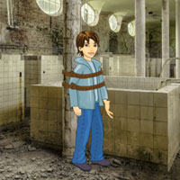 Free online flash games - Boy Rescue from Abandoned House game - WowEscape