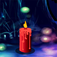 Free online flash games - Brighten Candle Forest Escape game - WowEscape