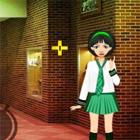 Free online flash games - Brighton School Girl Escape game - WowEscape