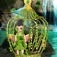 Free online flash games - Bulgarian Fairy Escape game - Games2Rule