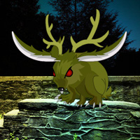 Free online html5 games - Bunny Beast Forest Escape game - Games2rule