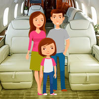 Free online html5 games - Business Flight Missing Girl Rescue game - Games2rule