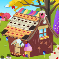 Free online flash games - Candyland Escape game - WowEscape