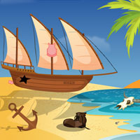 Free online flash games - Caribbean Island Escape game - WowEscape