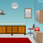 Free online flash games - Check Up Room Escape game - WowEscape