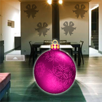 Free online flash games - Christmas Ball  House Escape