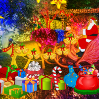 Free online flash games - Christmas Eve Tracking Santa Escape game - WowEscape