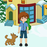 Free online flash games - Christmas Gift Journey-4 game - WowEscape