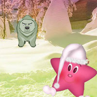 Free online flash games - Christmas Star Forest Escape game - WowEscape
