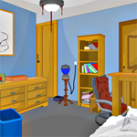Free online flash games - Color Card Room Escape game - WowEscape