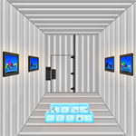 Free online flash games - Container Room Escape game - WowEscape