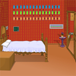 Free online flash games - Cozy Room Escape game - WowEscape