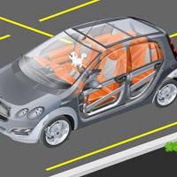 Free online flash games - Cutaway Car Escape game - WowEscape