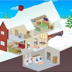 Free online flash games - Cutaway House Escape 5 game - WowEscape
