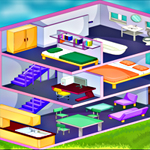 Free online flash games - Cutaway House Escape game - WowEscape
