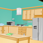 Free online flash games - Cutaway Kitchen Escape game - WowEscape