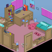 Free online flash games - Cutaway Puppy Room Escape game - WowEscape