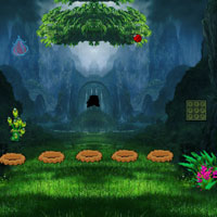 Free online flash games - Deep Mysterious Forest Escape game - WowEscape