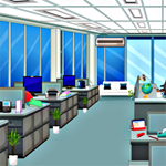 Free online flash games - Digital Office Escape game - WowEscape
