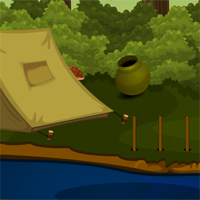 Free online flash games - Dinosaur Escape game - Games2Rule