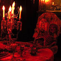 Free online flash games - Dracula Haunted House Escape game - Games2Rule