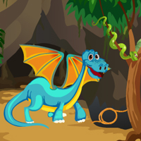 Free online flash games - Dragon Escape game - Games2Rule