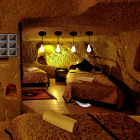 Free online flash games - Dream Cave House Escape game - WowEscape