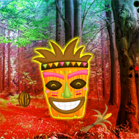 Free online flash games - Dreamy Tiki Forest Escape game - WowEscape