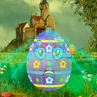 Free online flash games - Easter Egg Fantasy Escape game - WowEscape