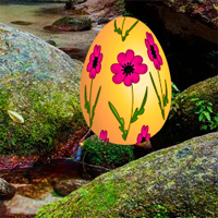 Free online flash games - Easter Holiday Forest Escape game - WowEscape