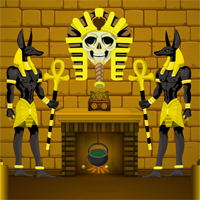 Free online flash games - Egyptian Queen Escape Updated game - Games2Rule