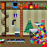 Free online flash games - Elf House Escape game - WowEscape