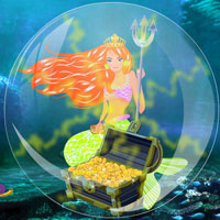 Free online flash games - Escape Mystery Under the Sea game - WowEscape