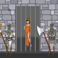 Free online flash games - Escape the Model game - WowEscape