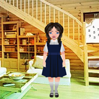 Free online flash games - Escape The School Girl game - WowEscape