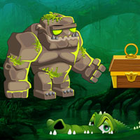 Free online flash games - Escape the Stone Golem game - WowEscape