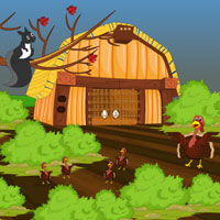 Free online flash games - Escape Turkey Couple game - Games2Rule