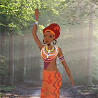 Free online flash games - Ethnic American Girl Escape game - WowEscape