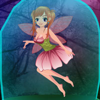 Free online flash games - Fantasy Fairy Rescue game - Games2Rule