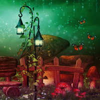 Free online flash games - Fantasy Forest Hamlet Escape game - WowEscape