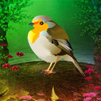 Free online flash games - Fantasy Forest Sparrow Escape game - WowEscape